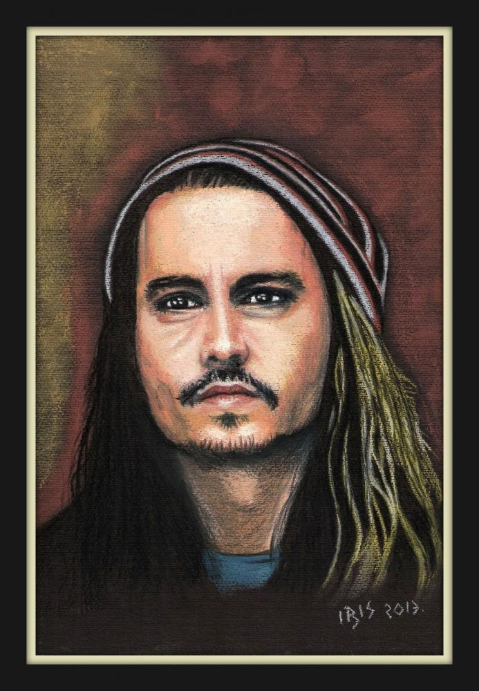Johnny Depp by KatarinaIris
